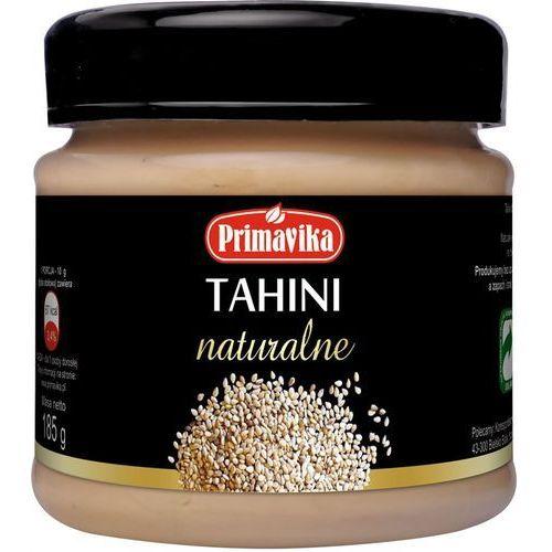 Tahini naturalne 185g marki Primavika