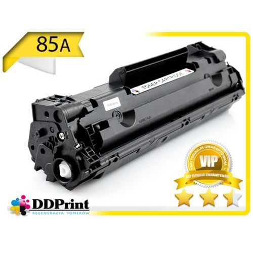 Toner 85A - CE285A do HP LaserJet P1102, P1102w, M1132, M1212nf - VIP 2K - Zamiennik