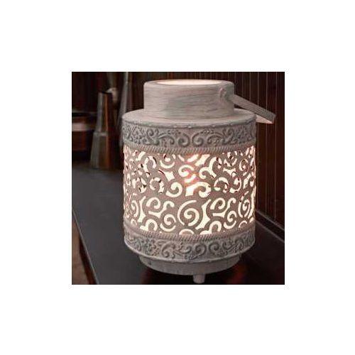 Eglo 49276 - Lampa stołowa TALBOT 1xE27/60W/230V (9002759492762)