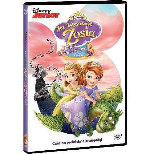 Jej Wysokosc Zosia: Klątwa księżniczki Ewy. DVD