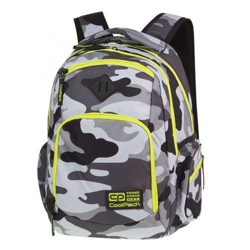 Plecak młodzieżowy coolpack camo yellow a365 marki Patio