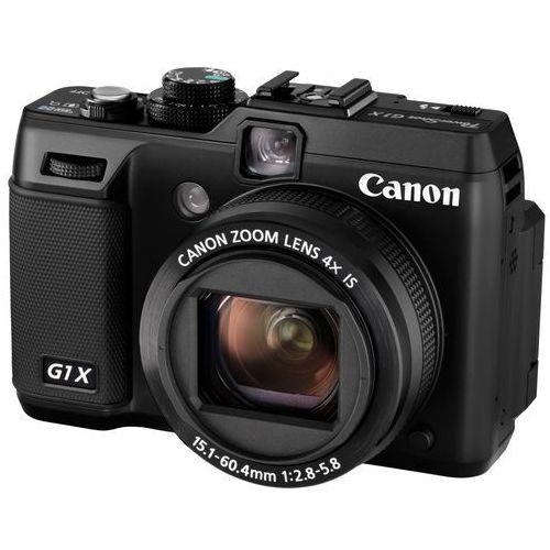Canon PowerShot G1X - OKAZJE