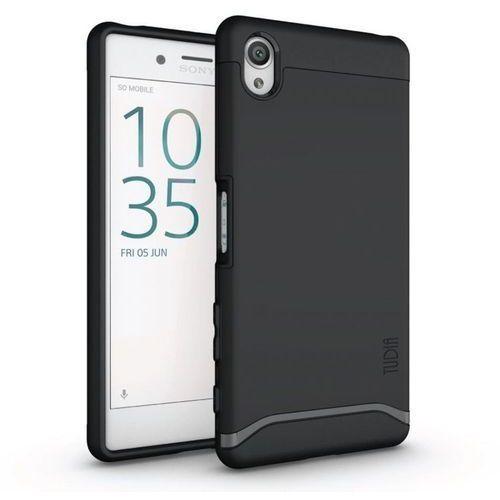 Tudia Merge Matte Black | Obudowa dla Sony Xperia X - Matte Black
