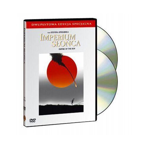 Imperium słońca - Srebrna Kolekcja (2xDVD) - Steven Spielberg
