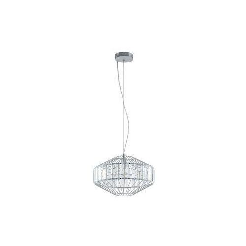 Eglo 96987 - Lampa wisząca kryształowa PEDROLA 1xE27/60W/230V (9002759969875)