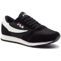 Sneakersy FILA - Orbit Jogger N Low 1010589.25Y Black, w 3 rozmiarach