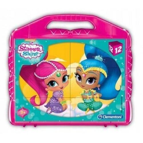 Klocki 12 Shimmer and Shine