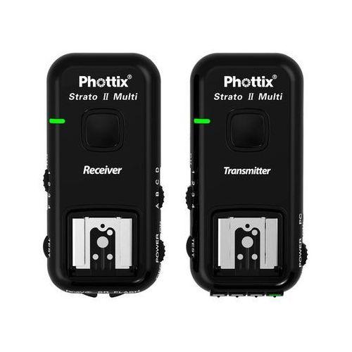 Phottix  strato ii multi 5w1 wyzwalacz do sony (15655) darmowy odbiór w 19 miastach! (5901054156550)