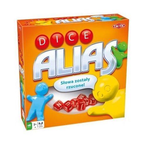 Tactic Alias Dice (gra kościana) 41301 Wyprzedaż