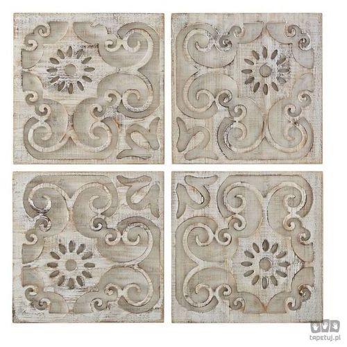 Drewniana dekoracja ścienna Panele 103410 Graham&Brown, 103410