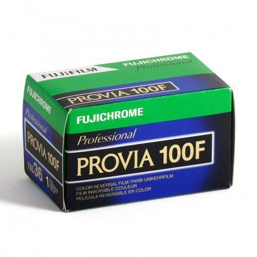 provia 100 f/36 marki Fujifilm