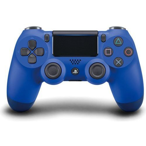 Ps4 dualshock 4 niebieski v2 - odbiór w 2000 punktach - salony, paczkomaty, stacje orlen marki Sony