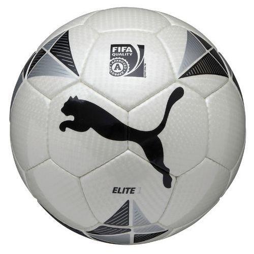 Puma, Elite 1 (FIFA Approved), piłka do gry w piłkę nożną, biało-czarna, rozmiar 5 - produkt z kategorii- Siatkówka