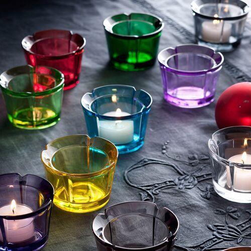 Świecznik na tealight Rosendahl Grand Cru transparentny (35560)