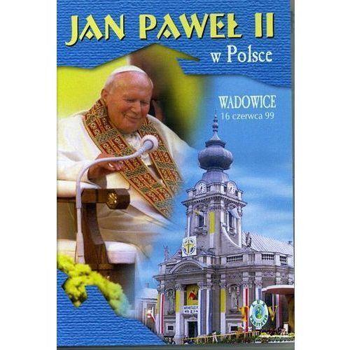 Jan paweł ii w polsce 1999 r - wadowice - dvd, marki Fundacja lux veritatis