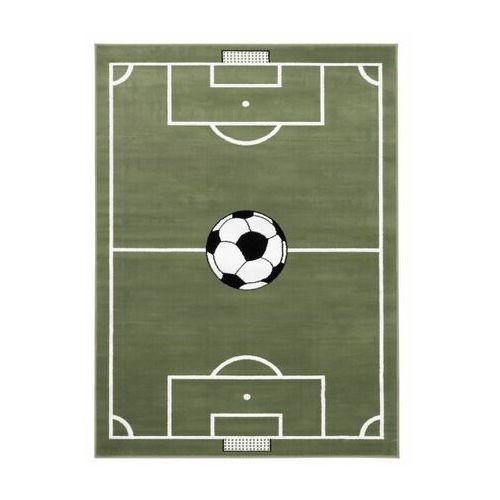 Dywan dziecięcy Boisko jasnozielony 240 x 330 cm (5901760216043)