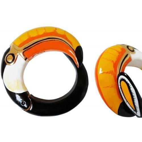 Pasotti Mosiężna bransoletka br k3 - toucan bracelet