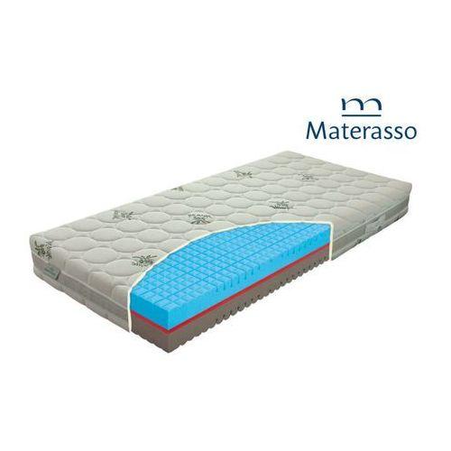 lavender duo - materac piankowy, rozmiar - 200x200 wyprzedaż, wysyłka gratis marki Materasso
