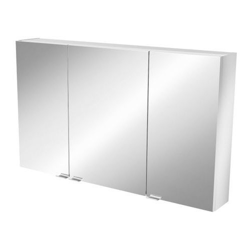Szafka z lustrem imandra 100 x 60 x 15 cm marki Goodhome