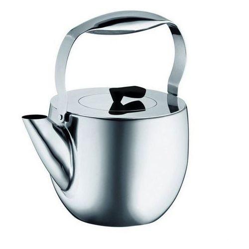 Bodum - columbia - zaparzacz do herbaty, polerowany - stal nierdzewna polerowana