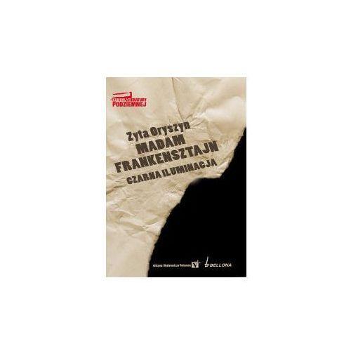 Madam Frankensztajn Czarna iluminacja, książka z kategorii Literatura piękna i klasyczna