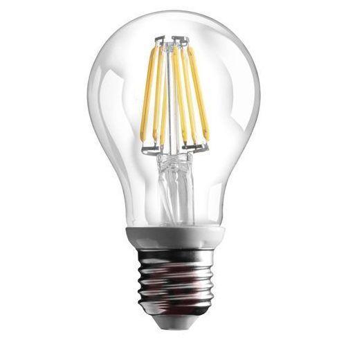 Żarówka led filament e27 6w z 800 lm - ciepła biel marki Fumagalli
