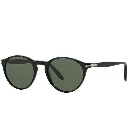 Persol Okulary przeciwsłoneczne black, kolor czarny