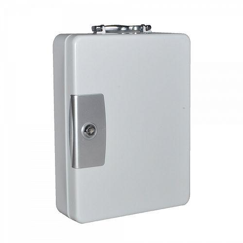 Szafka na klucze key guard pk 3-100 szara marki Opus
