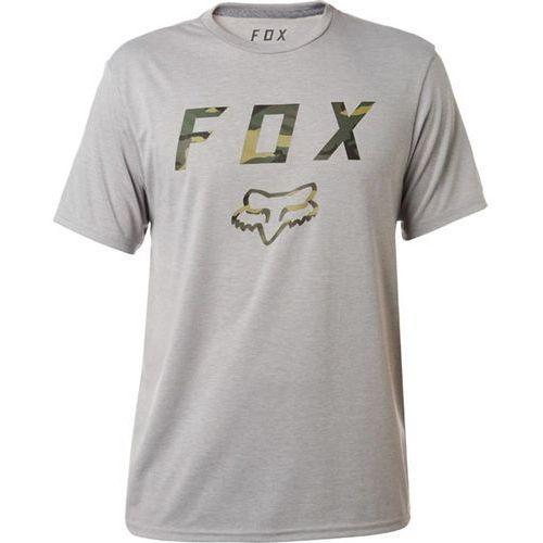 koszulka FOX - Cyanide Squad SS Tech Tee Heather Dark Grey (572) rozmiar: L, kolor szary