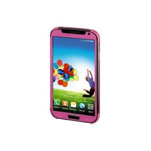 Etui HAMA do Galaxy S4 Booklet Miror Różowy