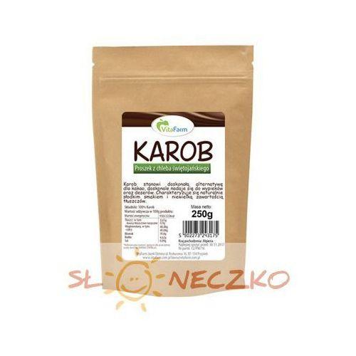 Vitafarm Karob - proszek z chleba świętojańskiego 250g