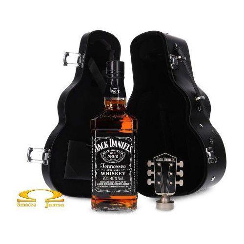 Whiskey jack daniel's gitara - guitar pack 0,7l marki Jack daniel distillery