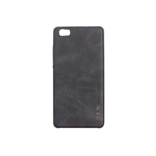 Huawei P8 Lite - etui na telefon X-Level Vintage - Black, ETHW190XLVNBLK000
