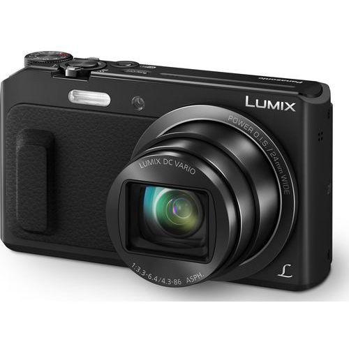Lumix DMC-TZ57 marki Panasonic - aparat cyfrowy