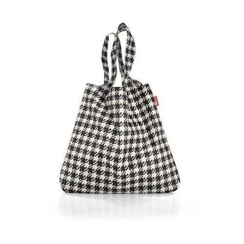 Torba na zakupy mini maxi shopper fifties black, AT7028