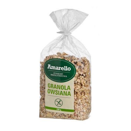 Kubara Granola owsiana bezglutenowa 230g