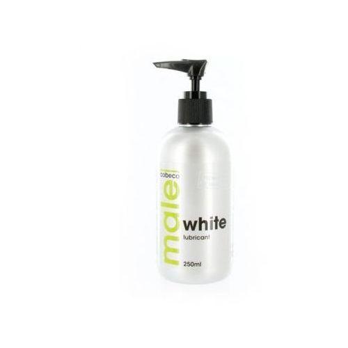 Biały lubrykant - Male White Lubricant 250 ml, ML009A
