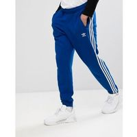 adicolor 3-stripe joggers in blue cw2430 - blue marki Adidas originals