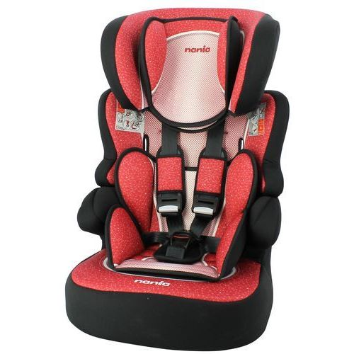 Nania fotelik samochodowy BeLine SP Skyline, Red