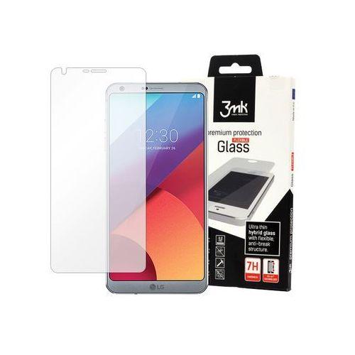 LG G6 - szkło hartowane 3MK Flexible Glass, FOLG4953MFG000000