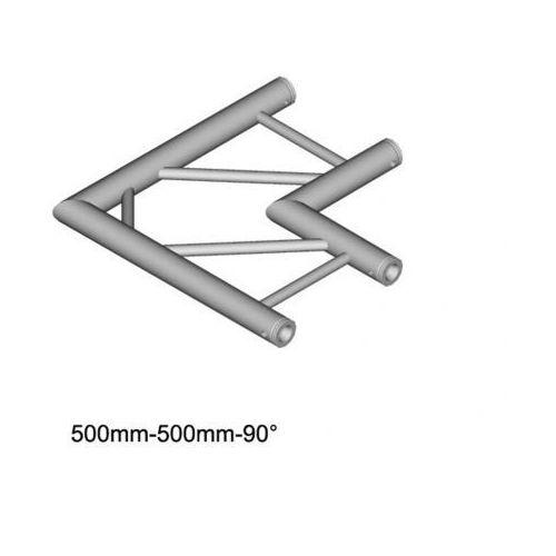 Duratruss 32/2-c21h-l90 element konstrukcji aluminiowej, narożnik