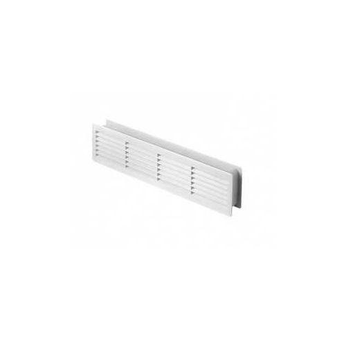 Awenta Kratka wentylacyjna t15 120x440mm drzwiowa biała