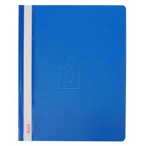 Skoroszyt BIURFOL A4 twardy op.10 - niebieski