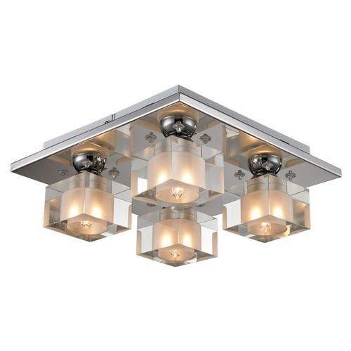 Plafon lampa sufitowa achat 4x42w g9 16led rgb chrom 608304-06 marki Reality