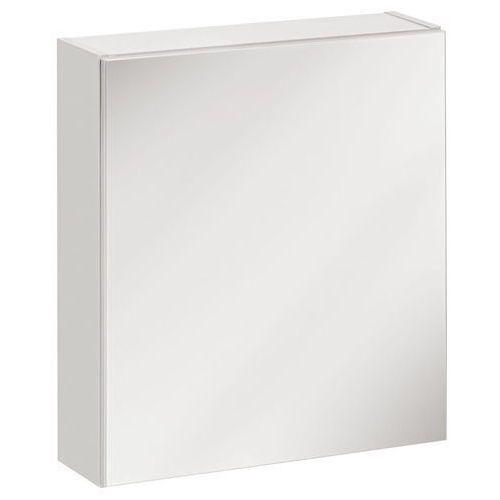 Szafka z lustrem twist biały 840 marki Comad