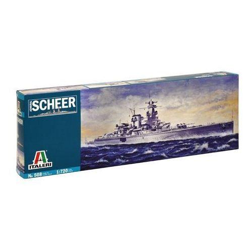 Italeri Admiral Scheer (8001283005081)
