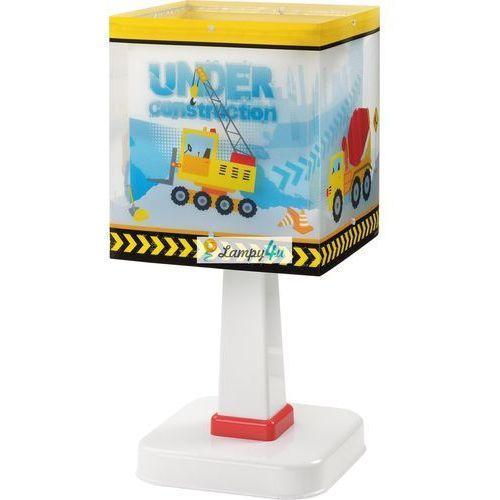 Dalber Klik 63611 - lampa dziecięca constructor 1xe14/40w/230v. Najniższe ceny, najlepsze promocje w sklepach, opinie.