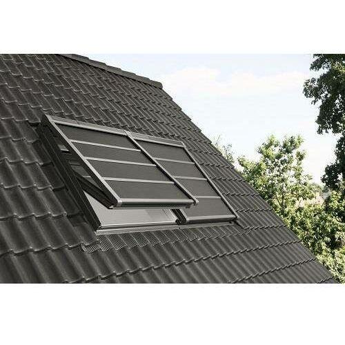 Markiza zewnętrzna sss sk01 114x70 zaciemniająca solarna marki Velux
