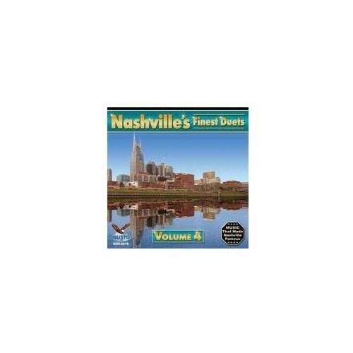 Nashville's Finest Duets 4 / Różni Wykonawcy