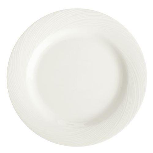 Talerz płytki porcelanowy śr. 30 cm storm marki Porland
